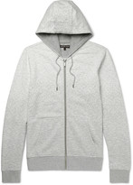 Michael Kors - Dégradé Loopback Cotton-jersey Zip-up Hoodie