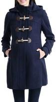 Women's Kimi And Kai 'Paisley' Maternity Duffle Coat