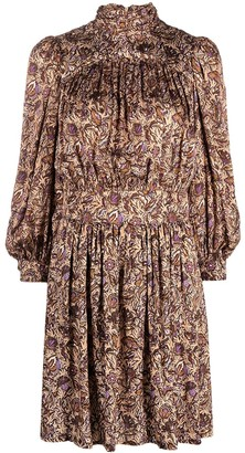 Zadig & Voltaire Reckon satin dress