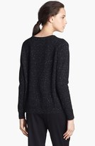Alexander Wang Donegal Tweed Knit Sweater