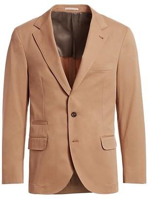 Brunello Cucinelli Notch Lapel Sportcoat