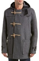 Gloverall Monty Mid-length Wool-blend Duffle Coat.