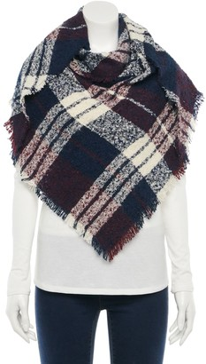 Sonoma Goods For Life Women's Boucle Triangle Scarf
