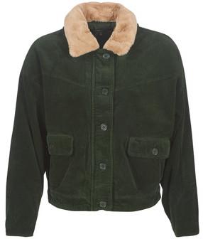 Only ONLBITTEN women's Jacket in Green