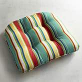Pier 1 Imports Standard Contour Chair Cushion in Kinsey Stripe