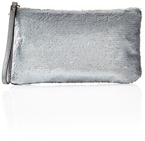 The Limited Midsize Sequin Clutch