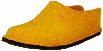 Haflinger Unisex Adults Flair Smily Open Back Slippers