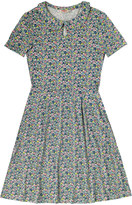 Cath Kidston Forest Ditsy Jersey Collar Dress