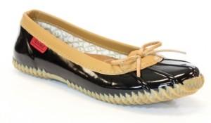 Chooka Women's Water Resistant Ballet Flat Women's Shoes