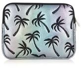 "Skinny Dip **Palm Shimmer 12"" Laptop Case by Skinnydip"