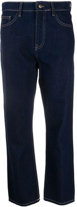 BA&SH Aurel cropped jeans