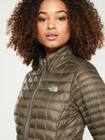 The North Face Thermoball Full Zip Jacket - Taupe Green