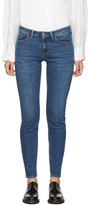 Acne Studios Blue Climb Jeans