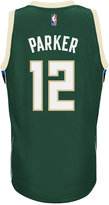 adidas Men's Jabari Parker Milwaukee Bucks New Swingman Jersey