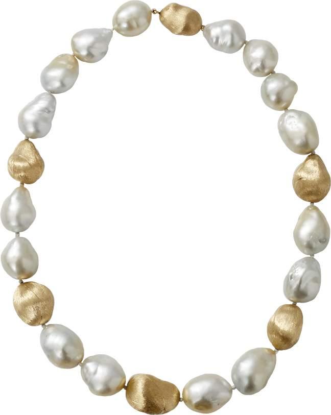 Yvel Baroque Pearl Necklace