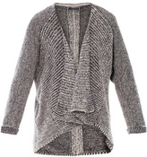 Velvet by Graham & Spencer Dakota ribbed cardigan