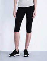 Ivy Park High-rise cropped jersey leggings
