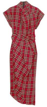 Awake 3/4 length dress