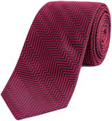 Thomas Pink Thomas Pink Hector Herringbone Woven Tie
