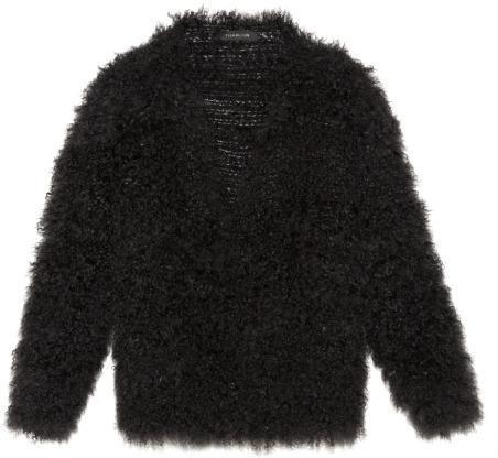 Thakoon Preorder Mongolian Cardigan Jacket