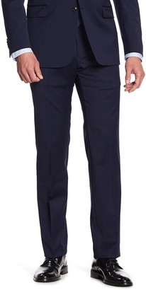 "Tommy Hilfiger Tyler Modern Fit TH Flex Performance Suit Separates Pants - 29-34"" Inseam"