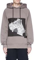 Public School 'Cimarron' airport print hoodie