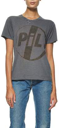 "Vintage Public Image Ltd ""Happy?"" Tour Tee"