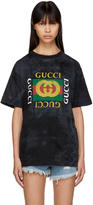 Gucci Black loved vintage T-shirt
