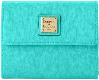 Dooney & Bourke Saffiano Small Flap Wallet