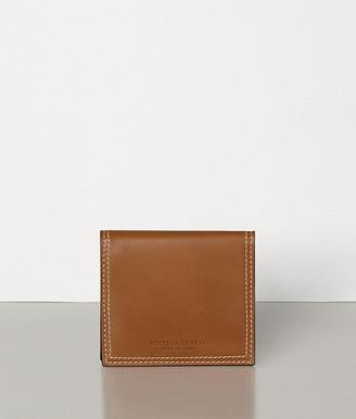 Bottega Veneta Mini Wallet In French Calf
