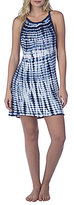Sperry Tie Dye For Diamond Jersey Dress Cover-Up