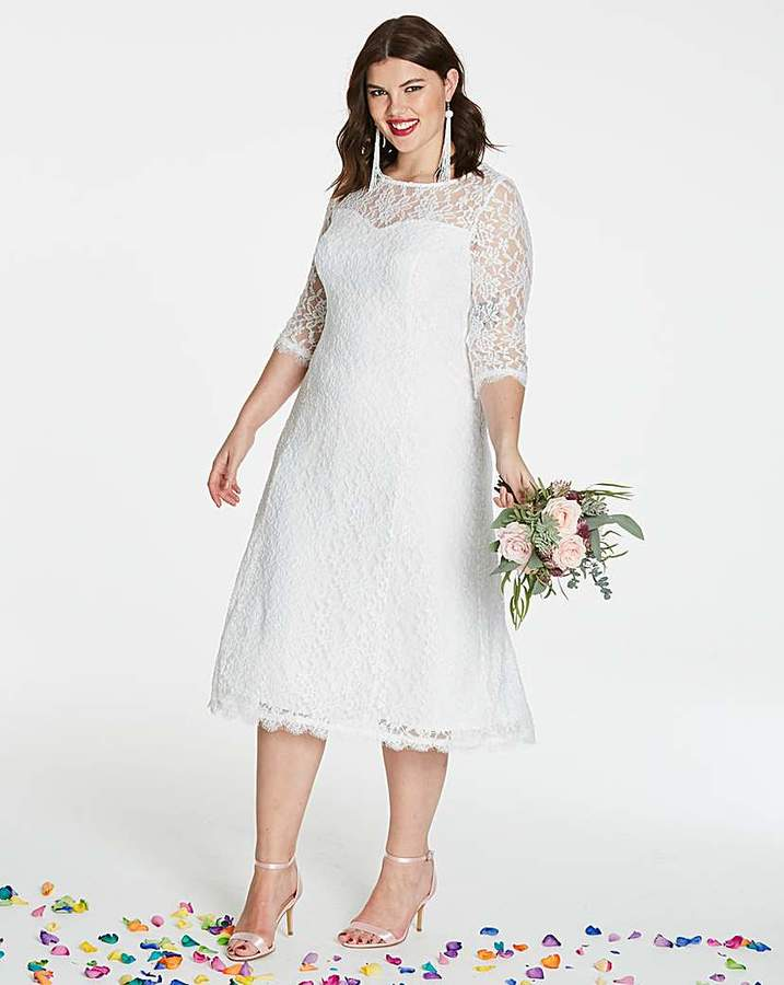 Fashion World Joanna Hope Lace Dress