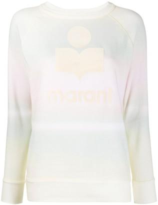 Etoile Isabel Marant Milly tie-dye print sweatshirt