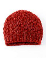 Capelli new york chunky knit beanie