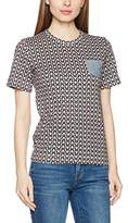 Orla Kiely Women's Pocket T-Shirt