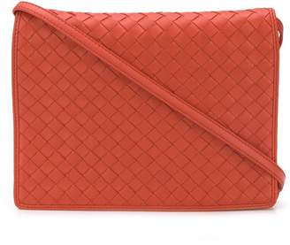 Bottega Veneta intrecciato weave crossbody bag