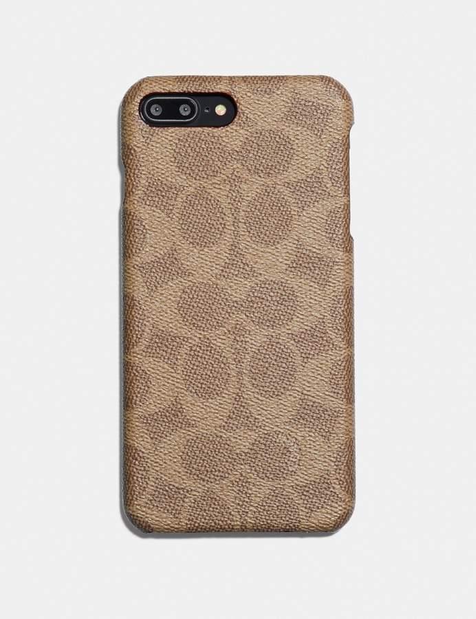 Iphone 7 Plus/8 Plus Case In Signature Canvas by Iphone 7 Plus/8 Plus Case In Signature Canvas