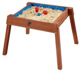 Plum Build and Splash Wooden Sand Table