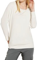 Threads 4 Thought Vera Shirt - Boat Neck, Long Sleeve (For Women)