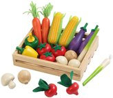 Voila Crate of Vegetables