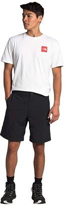 The North Face Flat Front Adventure 9 Shorts (TNF Black) Men's Shorts