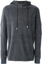 Blood Brother Verge hoodie - men - Cotton/Polyester - S