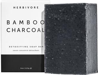 Herbivore Botanicals Herbivore Bamboo Charcoal Detoxifying Soap Bar 113g