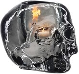 Orrefors 'still Life - Skull' Crystal Votive