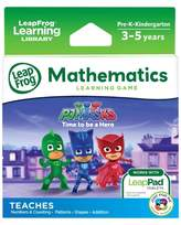 Leapfrog Learning Library: SW PJ Masks