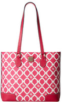Dooney & Bourke Sanibel Canvas Richmond Shopper