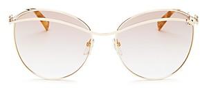 Marc Jacobs Women's Marc Daisy Aviator Sunglasses, 59mm