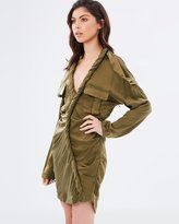 Asilio Tangled Trenches Dress