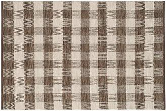 One Kings Lane Anno Kilim - Light Gray/Brown - 4'x6'