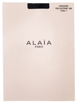Azzedine Alaia 100 denier tights